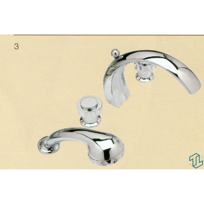 New Wave Bath&Shower Mixer