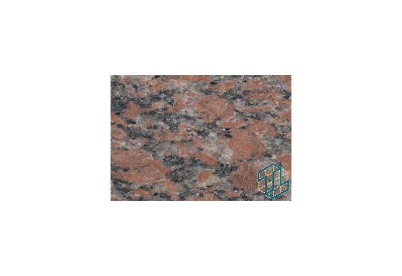 Red Aswan Floor Tiles Granite