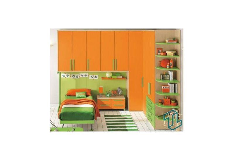 Kids bedroom BUILT IN