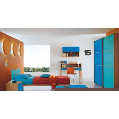 Kids bedroom BLUE SKY