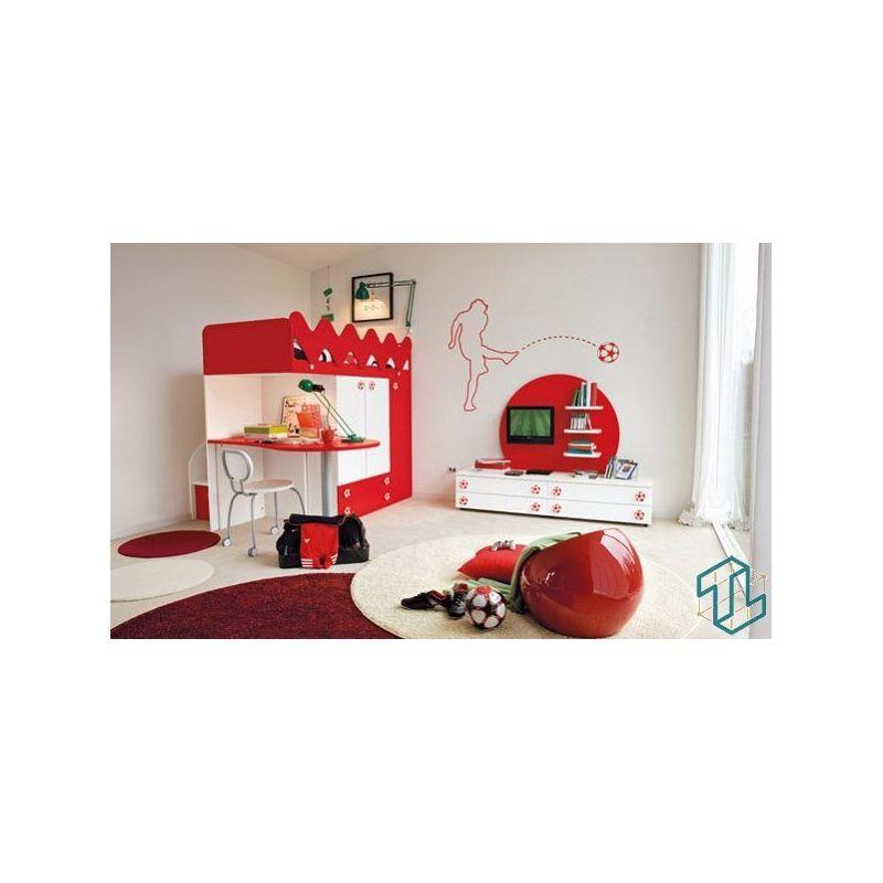 Kids bedroom FOOTBALL