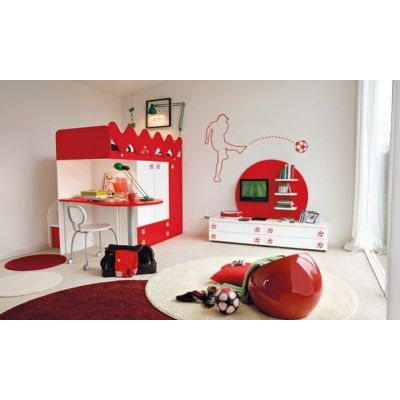 Kids bedroom FOOTBALL