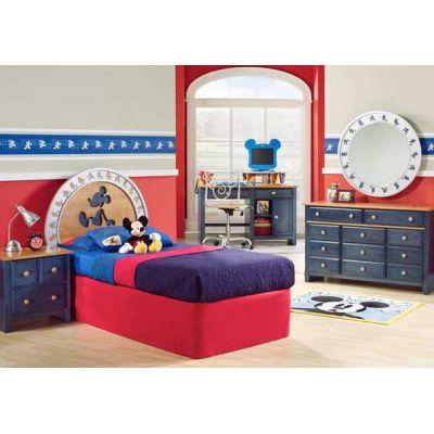 Kids bedroom MICKEY BLUE