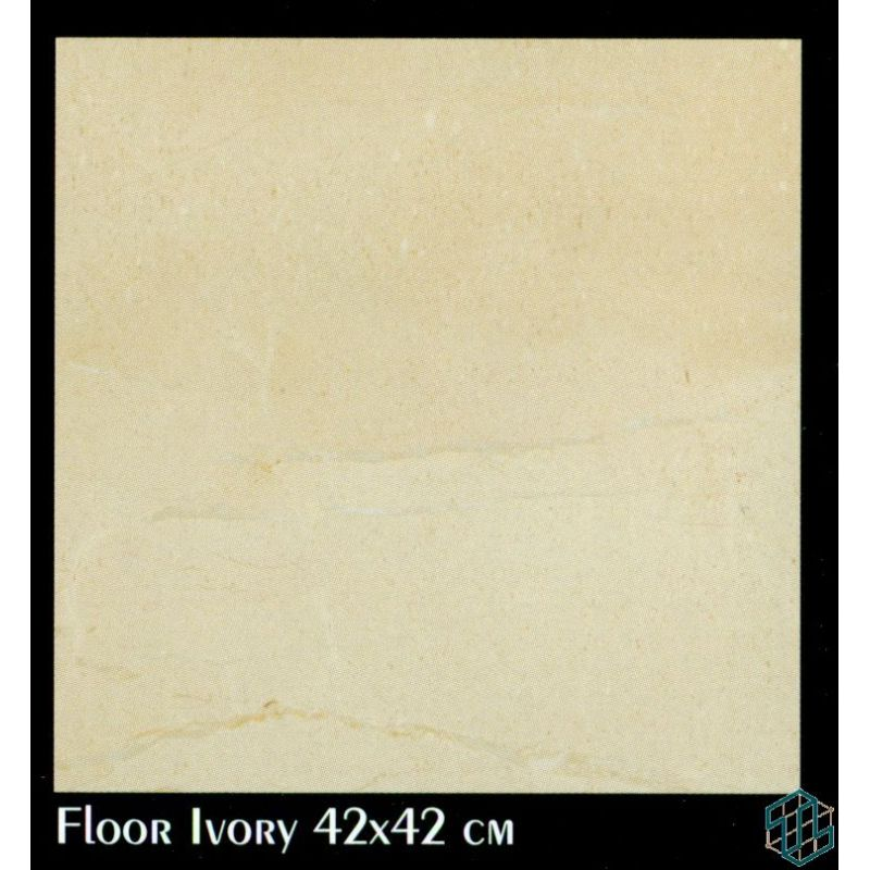 Tiffany (Ivory) - Floor Tile