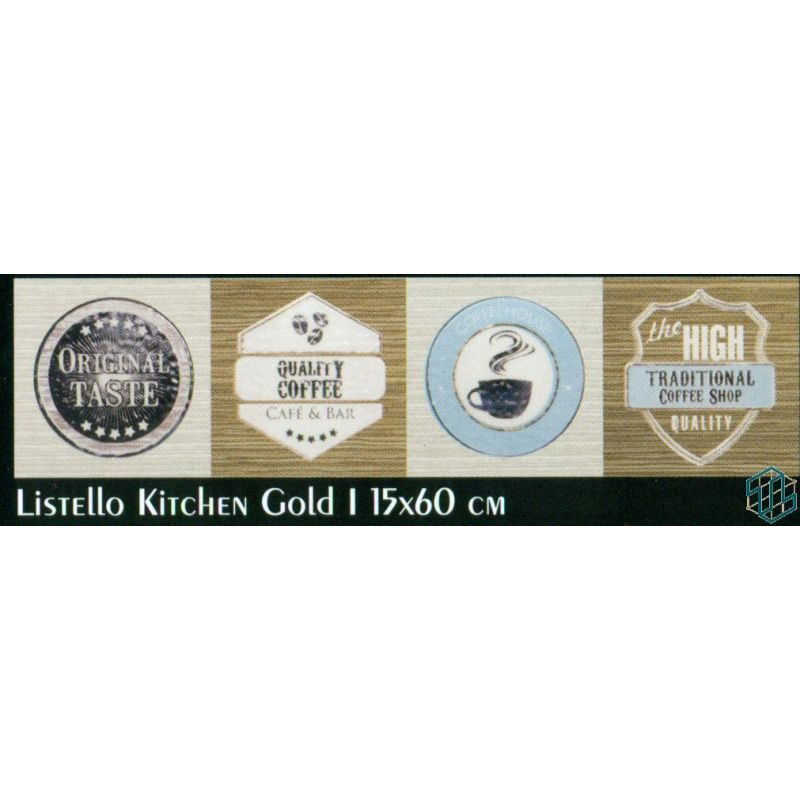 Tiffany Listello Kitchen Gold 1