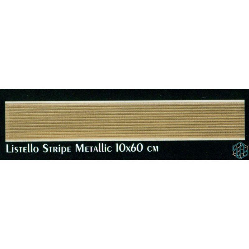 Alexandra (Listello Stripe Metallic (10-60 cm))