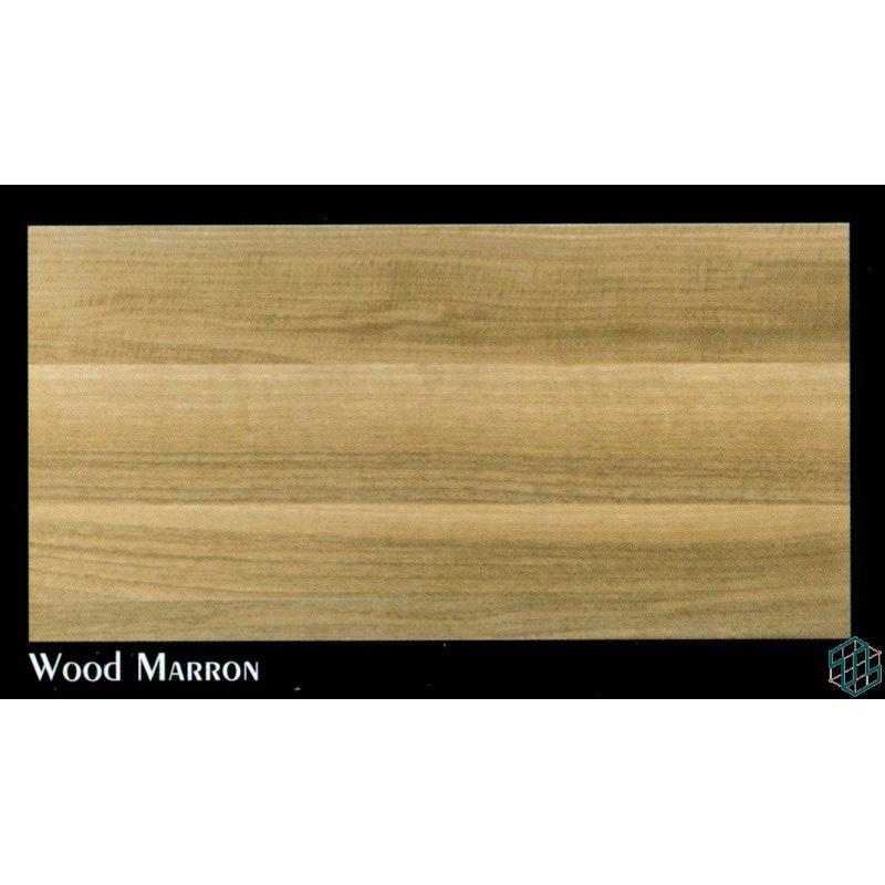 Alexandra (Wood Marron) - Wall Tile
