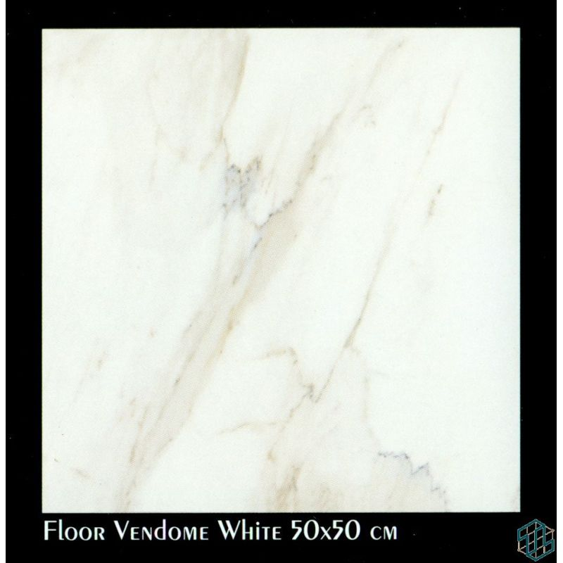 Victoria (Vendome White) - Floor Tile