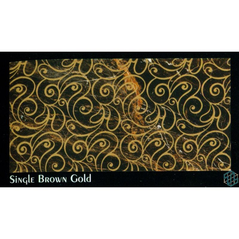Regency (Single Brown Gold) - Wall Tile