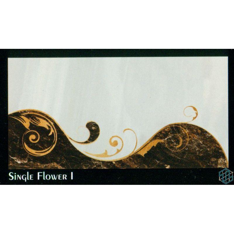 Regency (Single Flower 1) - Wall Tile