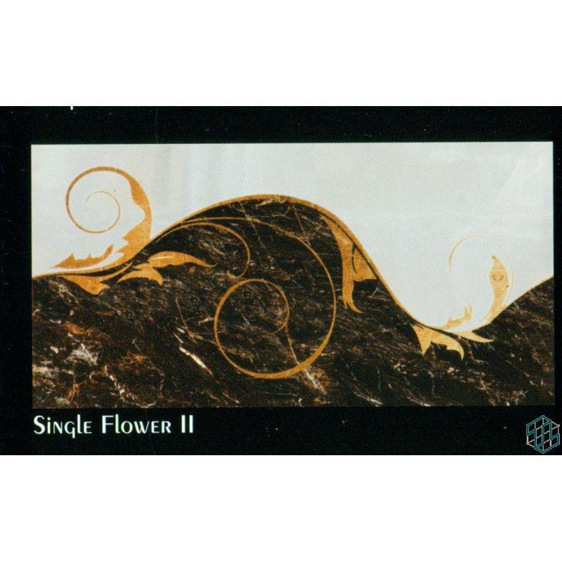 Regency (Single Flower 2) - Wall Tile