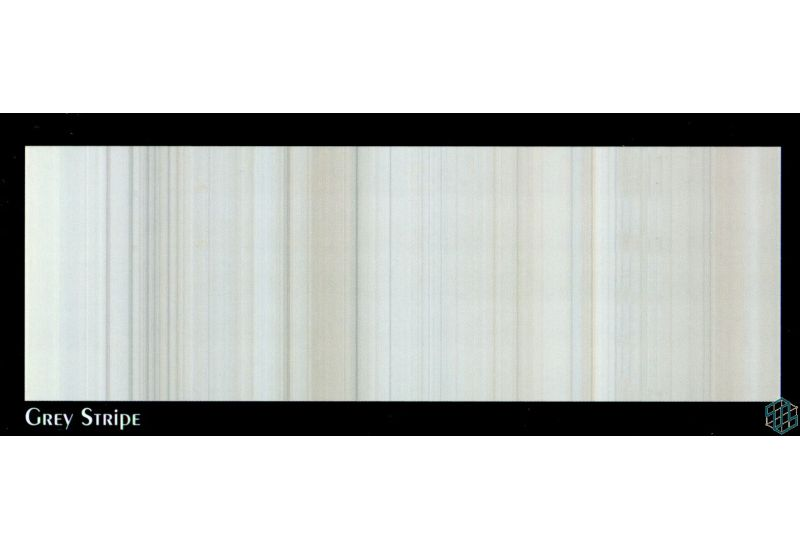 Cloud (Grey Stripe) - Wall Tile