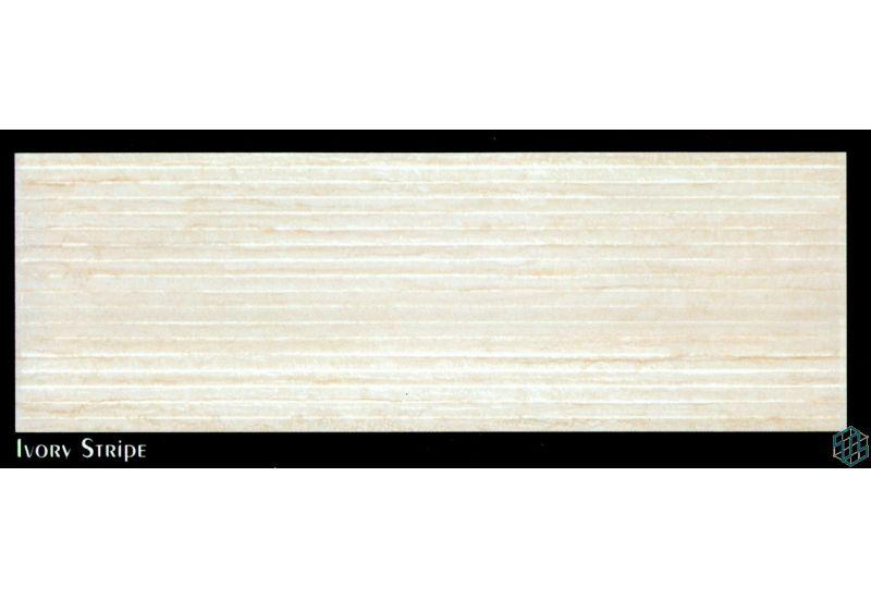 Palmera (Ivory Stripe) - Wall Tile