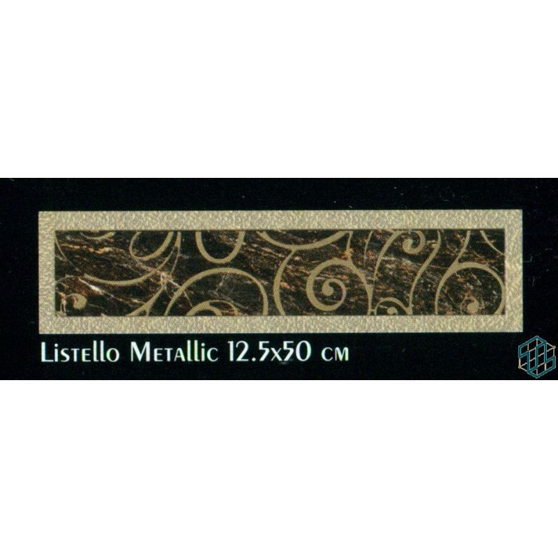 Regency (Listello Metallic (12.5-50 cm))