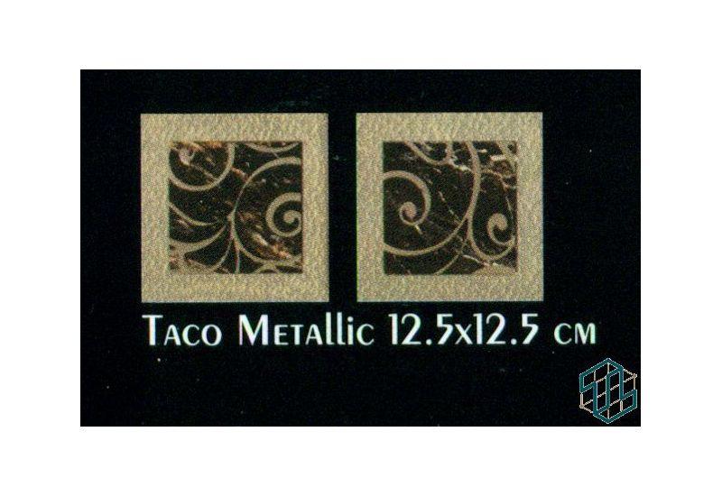 Regency Taco Metallic (12.5-12.5 cm)