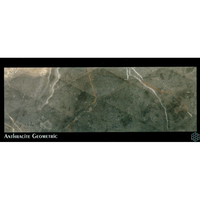 Prestige (Anthracite Geometric) - Wall Tile