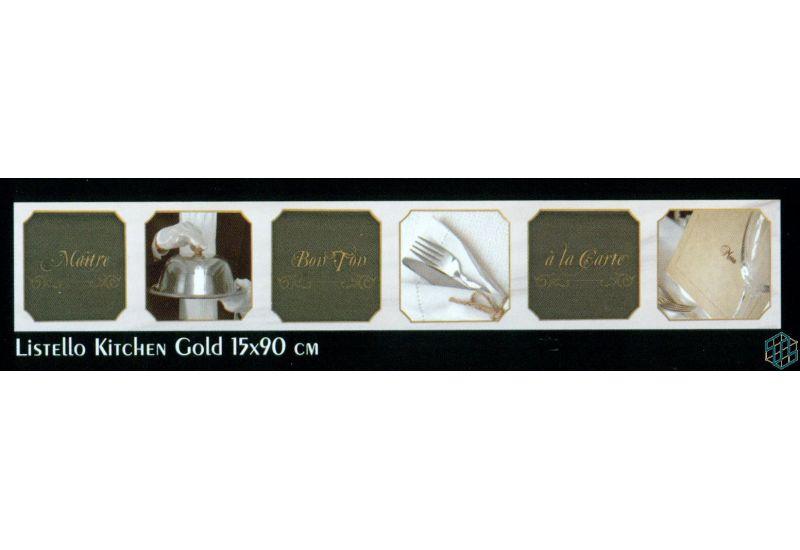 Prestige (Listello Kitchen Gold (15-90 cm))