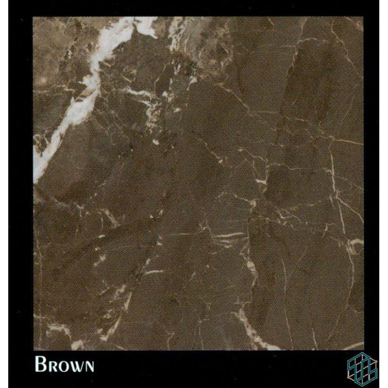 Dynasty (Brown) - Floor Tile