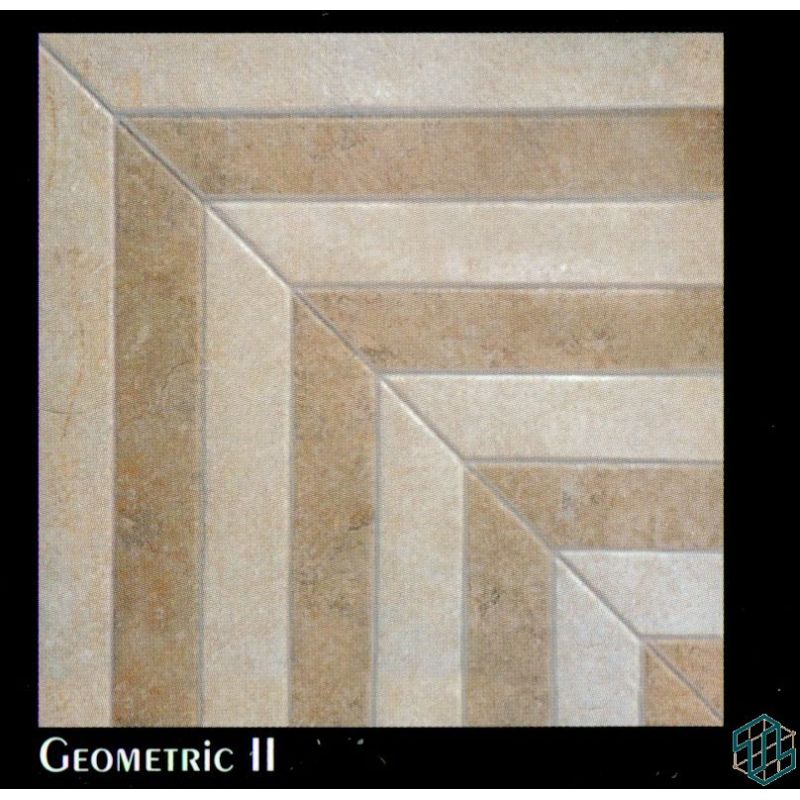 Bistrot (Geometric 2) - Floor Tile