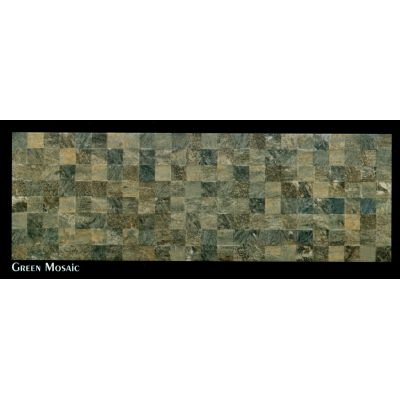 Slate (Green Mosaic) - Wall Tile