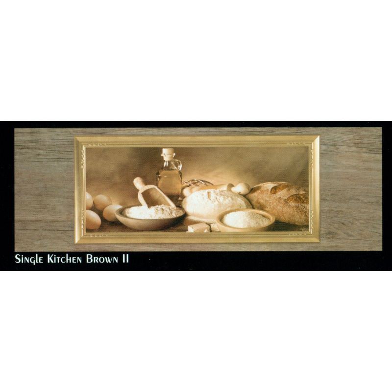 Stanford (Single Kitchen Brown 2) - Wall Tile