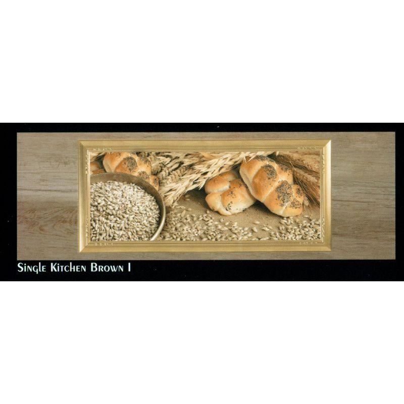Stanford (Single Kitchen Brown 1) - Wall Tile
