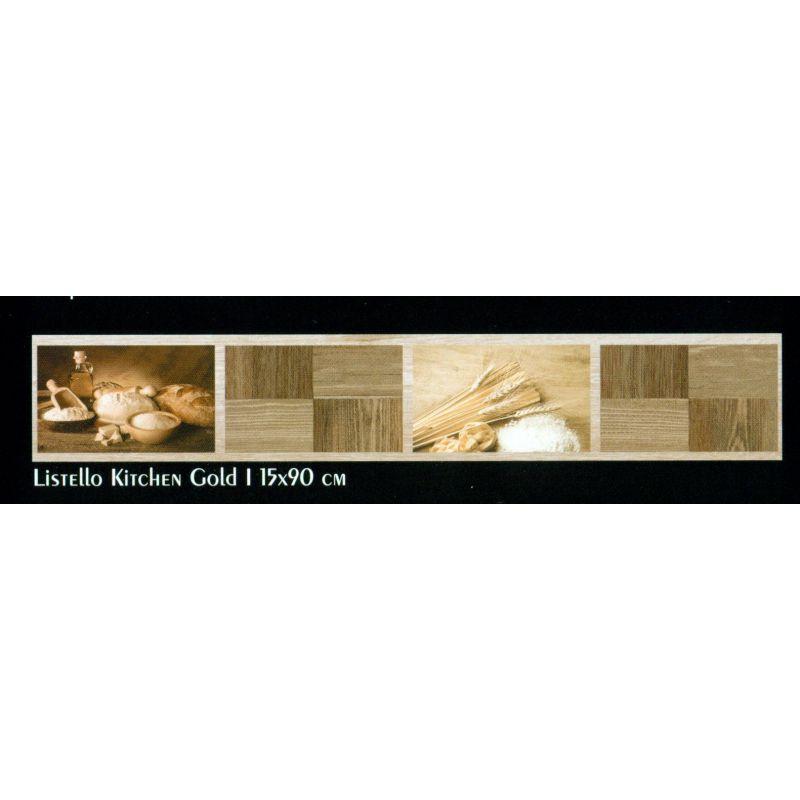 Stanford (Listello Kitchen Gold 1 (15-90 cm))