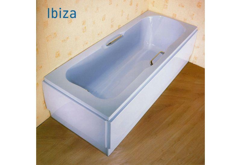 Ibiza Bathtub (170*70) with handgrips