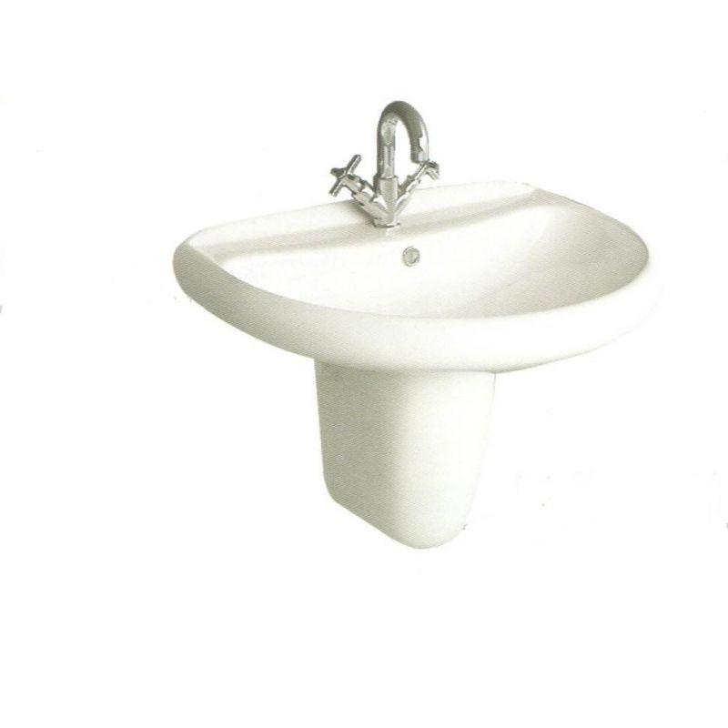 LORRAINE WH White 68cm
