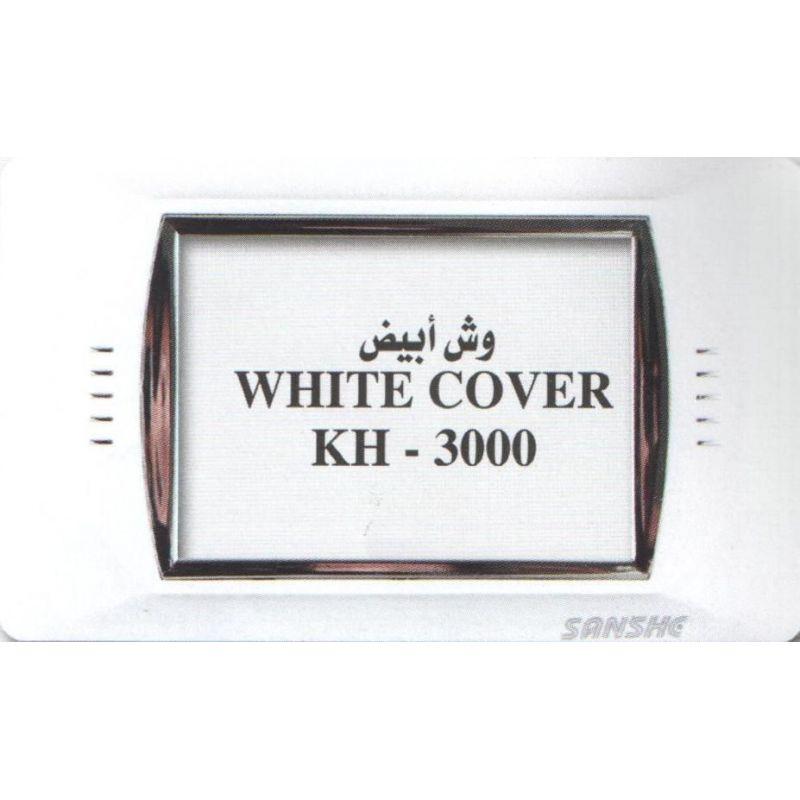 White Cover