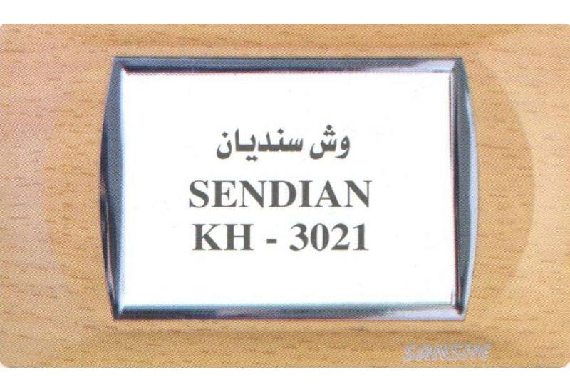 Sendian Cover