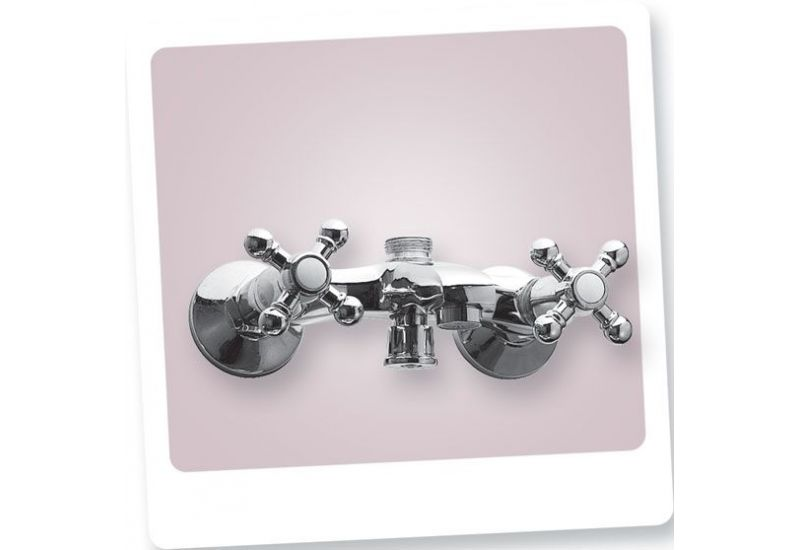 Bath and Shower Mixer (Classic)