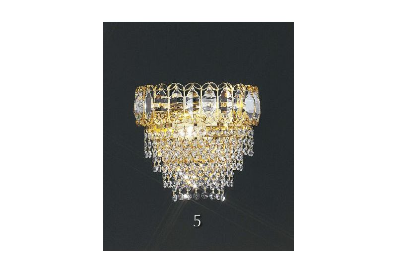Wall Sconce Gold WL6029/26