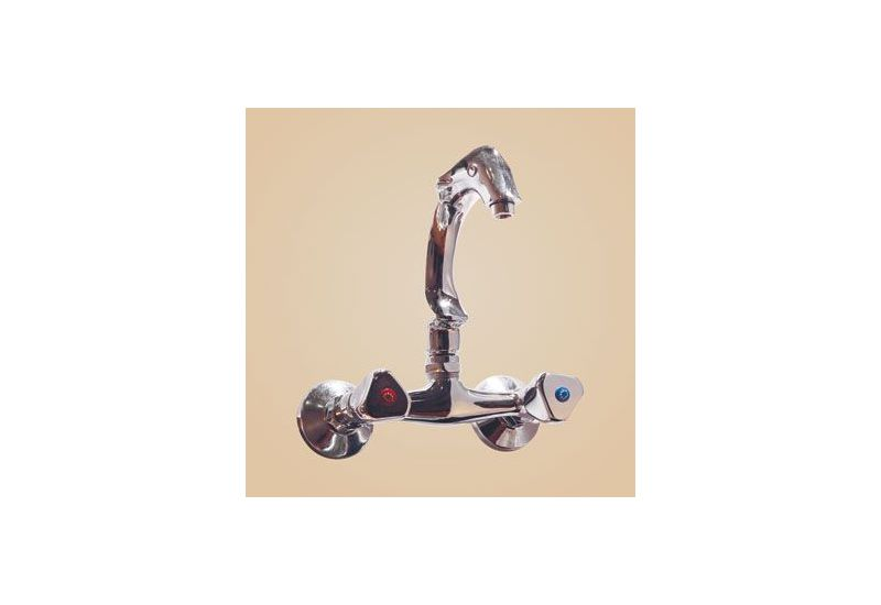 Kitchen Basin Mixer With High Faucet (New Dolphin)