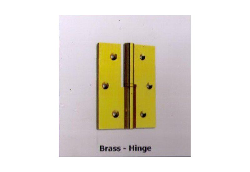 Large Hinges Without Accessory