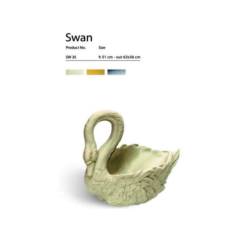 Swan Pot (SW 53)