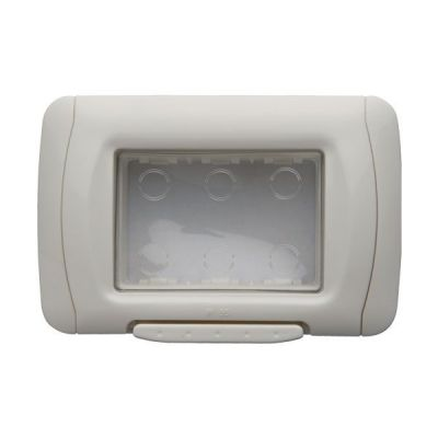 Waterproof Plate(Quaternary gang)