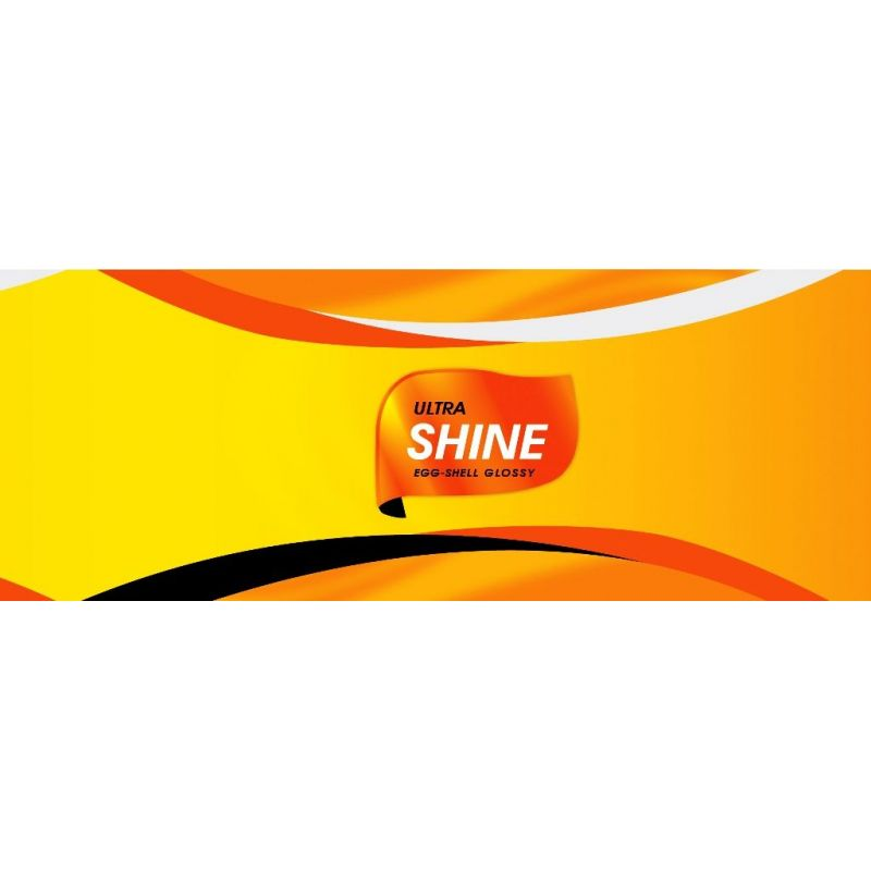 Ultra Shine (Egg-Shell Gloss Plastic)