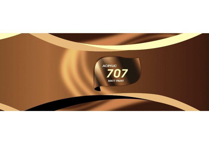 Acrylic 707 (Matt Plastic) 1