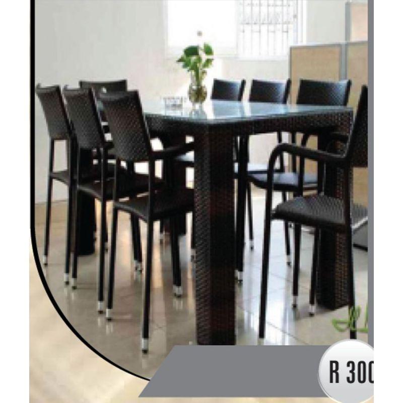 Outdoor Dinning Room (R 300)
