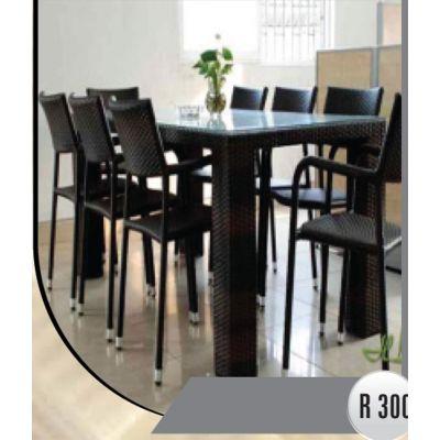 غرفة الطعام للأماكن الخارجية ( أر 300)