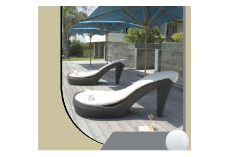 High Heel Chaise Lounge(R 365)