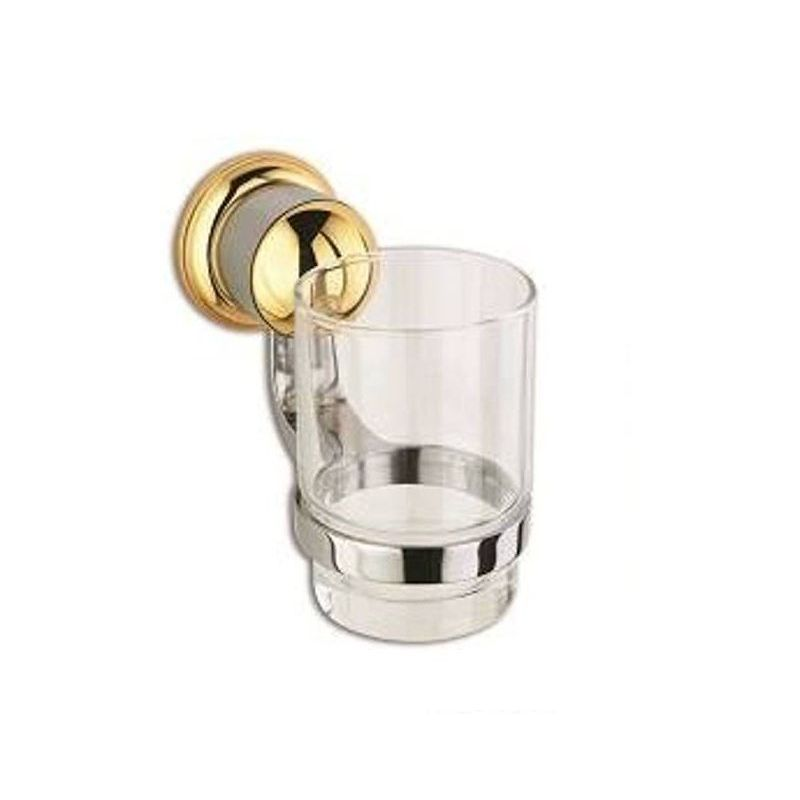 Goldena Chrome Cup Holder
