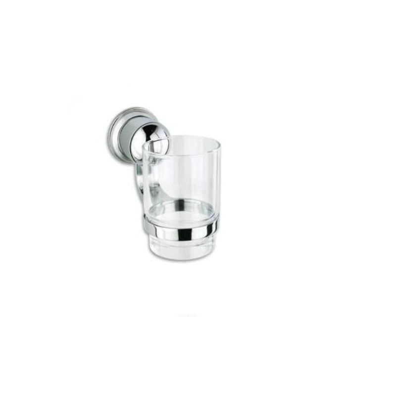Chrome Cup Holder
