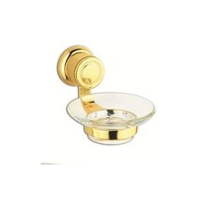 Goldena Glass Soap Dish