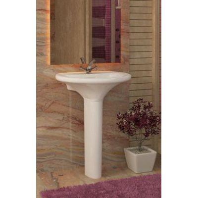 Limoges Basin 65 cm floor pedestal