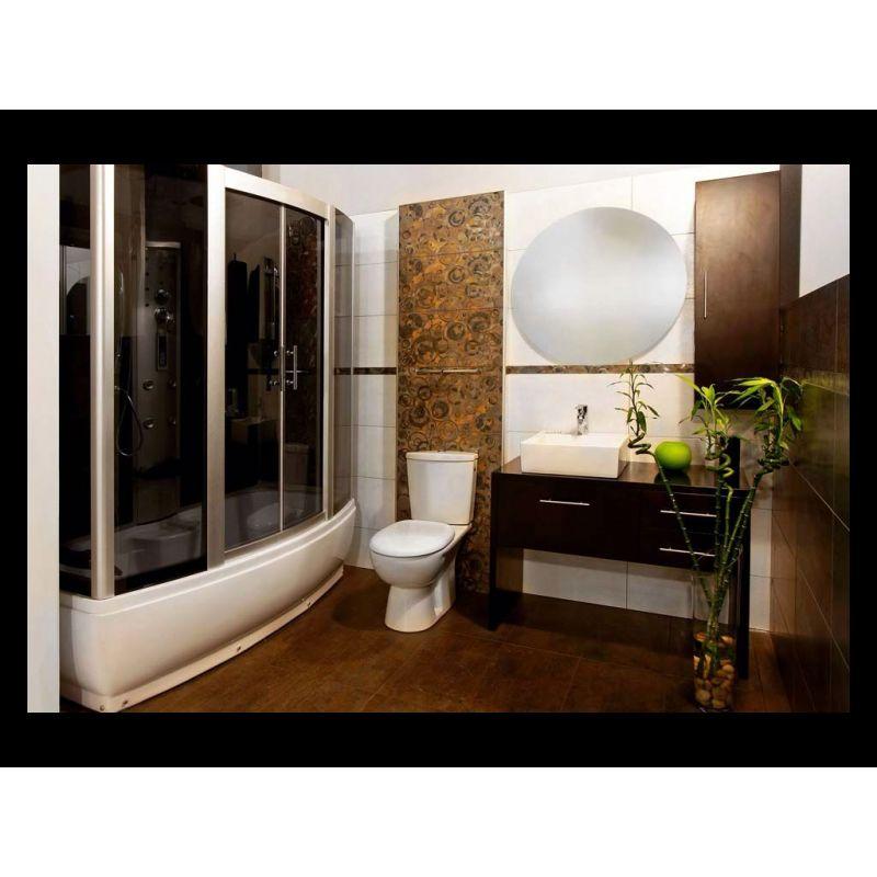 Bathroom set Brown