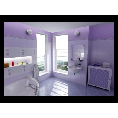 Simple bathroom package