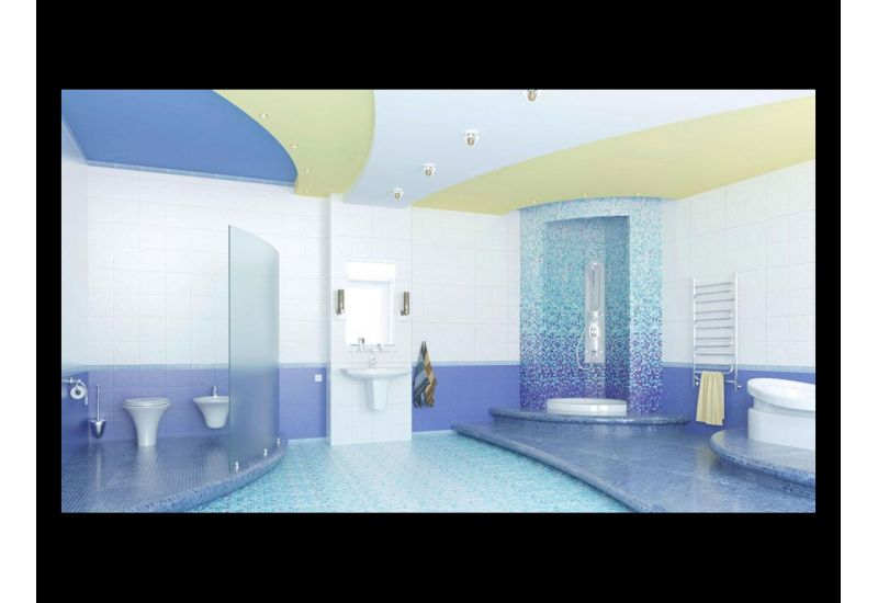 Sky Bathroom set