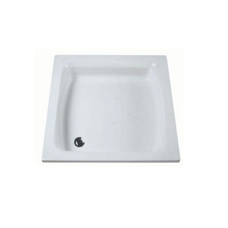 Square Shower tray 70*70